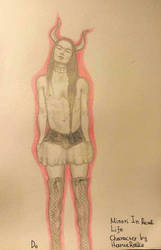 Art request - Minori by Doelle-Luceu