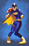All New Batgirl