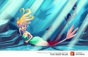 What you don't see underwater by javicandraw