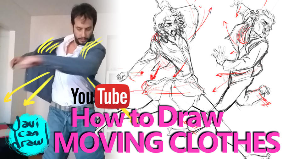 how to draw clothes well