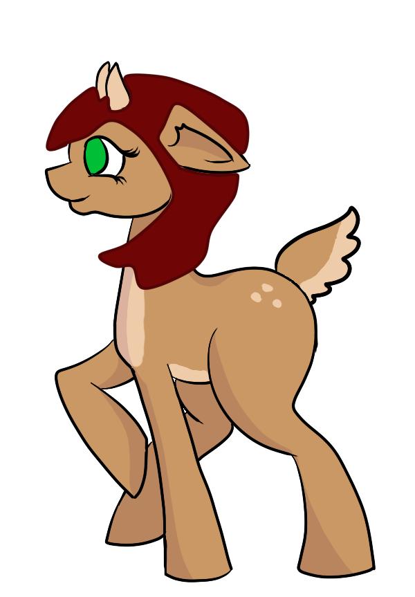 Deer Adopt [Closed] by KitlynSolstice
