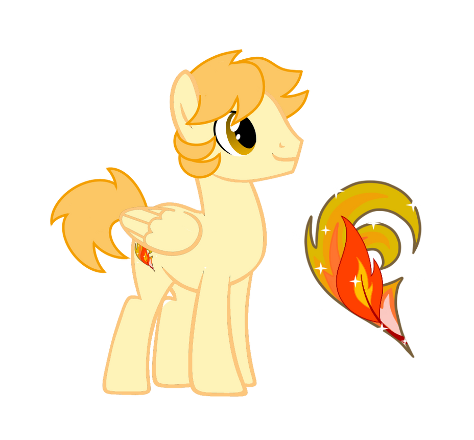 Flame Quill by KitlynSolstice