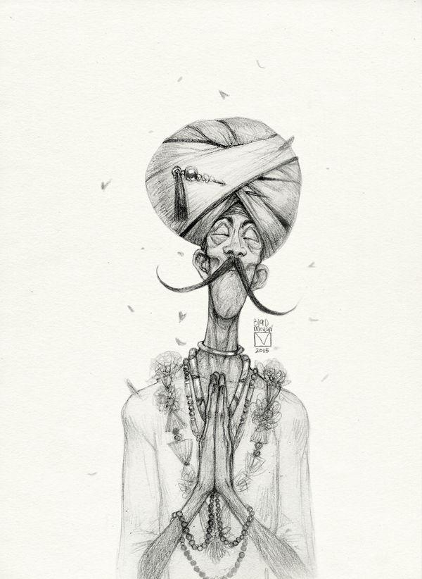 Sketchtober | 018