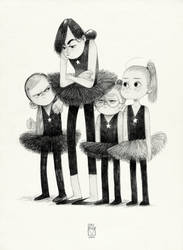 Sketchtober   021 by BladMoran