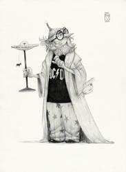 Sketchtober   026 by BladMoran