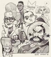 Sketches May