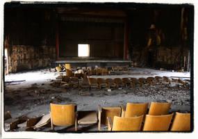 Hitfeld Cinema by Urbex