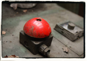 Don't Push the Button by Urbex