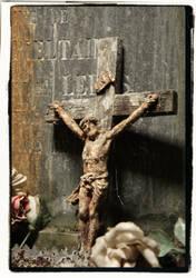 Jesus Saves by Urbex