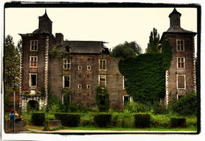 My House is My Castle by Urbex