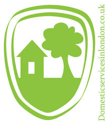 DomesticServicesinLondon Logo by SyntheticBloob