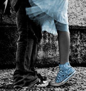 Converse by PicnikArt