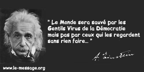 Albert Einstein (GentilsVirus) by GentilsVirus