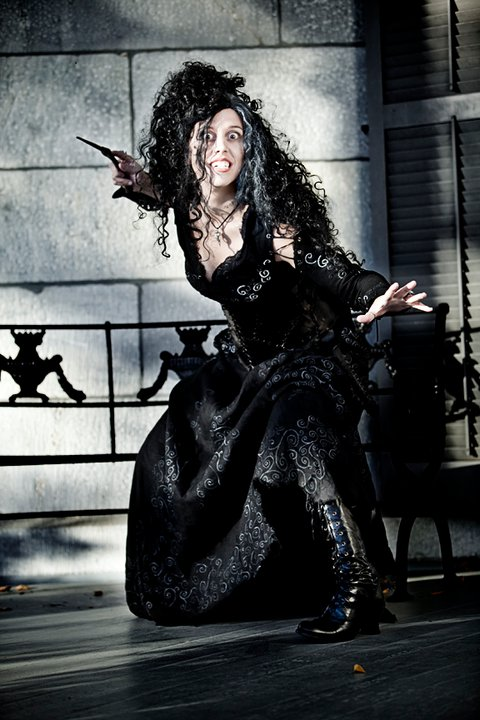 Bellatrix in Sleepy Hollow 3 by JustBetsyCostumes
