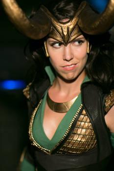 Lady Loki 1