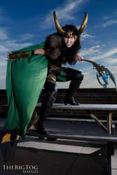 Lady Loki Takes Manhattan