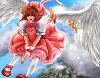 Cardcaptor Sakura by ZazzyCreates