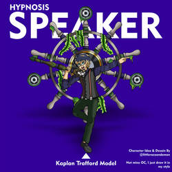 Kaplan Trafford a.k.a MC Kappa