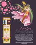Azalea - Arcane Idol Deviantart Contest