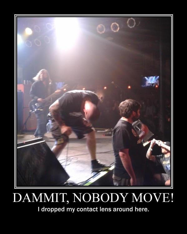 Down: Phil Anselmo--Nobody Move
