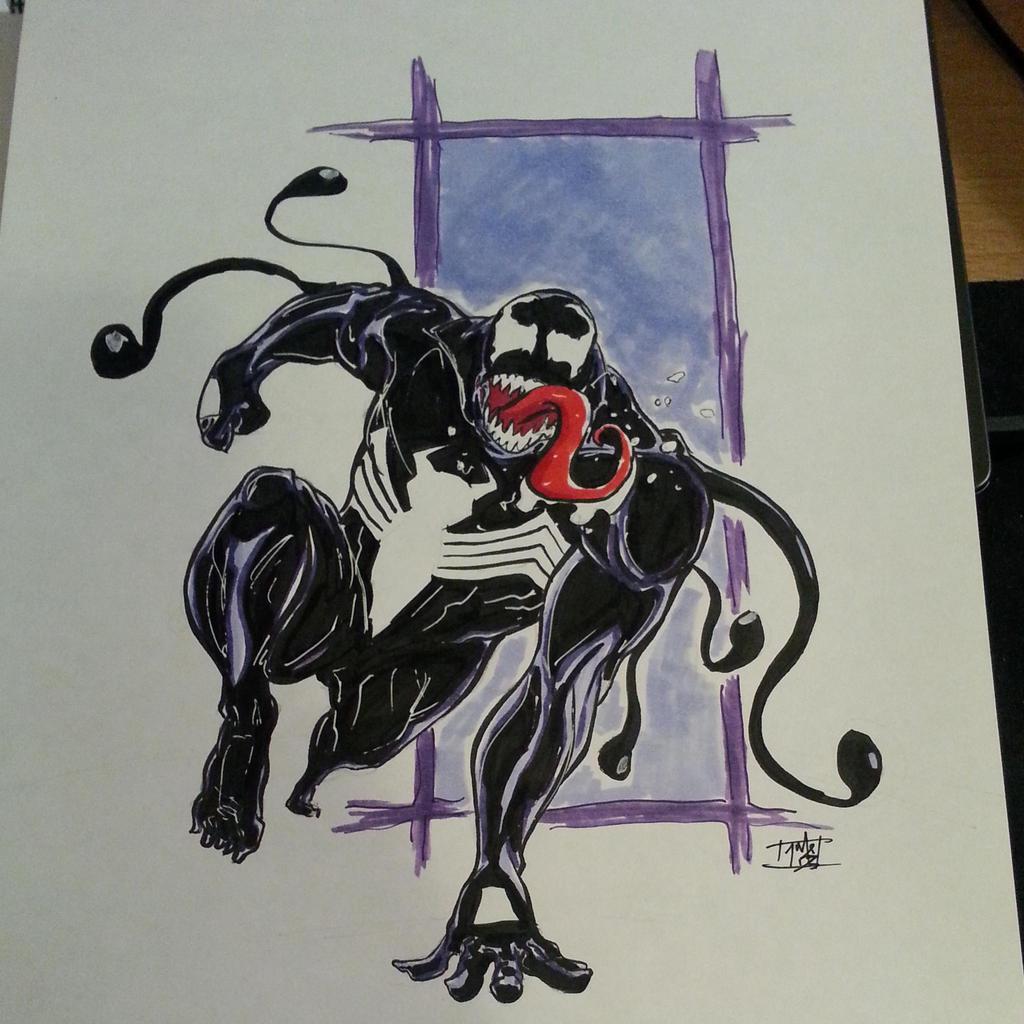 Venom by JasonSweeney