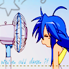 Lucky Star: THE FAN by SonamySensation