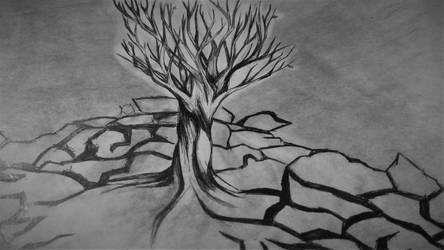 Your tree of hope by DamnedBorn