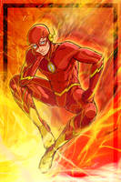The Flash by CicisArtandStuff