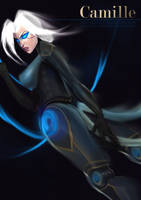 Camille- League of Legends by yarahaddad