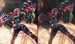 Vi Splash Update by yarahaddad