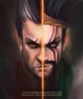 Darius and Draven by yarahaddad