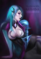 Death Sworn Katarina by yarahaddad