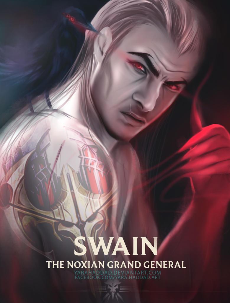 Swain by yarahaddad