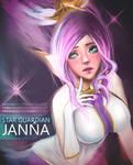 Star Guardian Janna