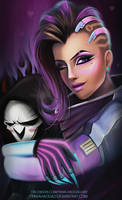 Reaper x Sombra