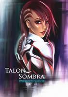 Talon Sombra by yarahaddad
