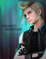 Prompto-Final Fantasy XV by yarahaddad