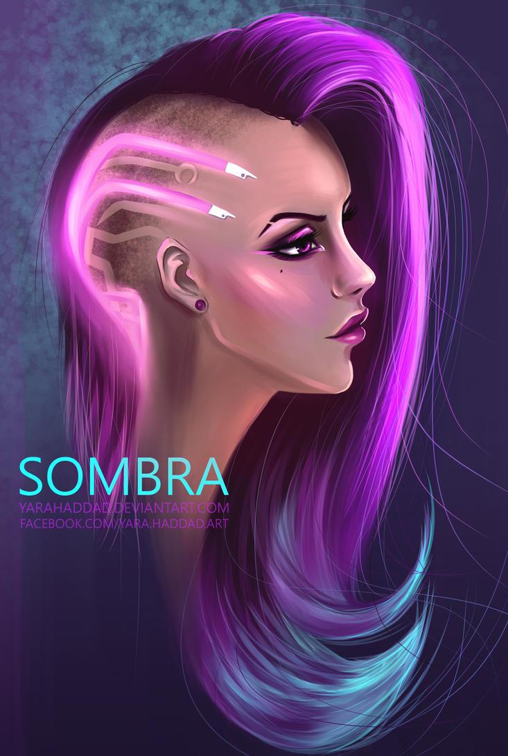 Sombra by yarahaddad