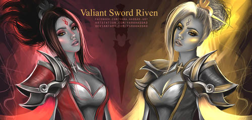 Valiant Sword Riven