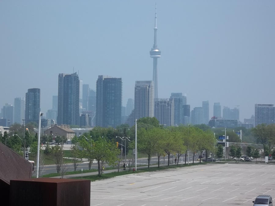 Toronto: The Far Off City by SarenaKimura