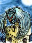 OwlMan by swyattart
