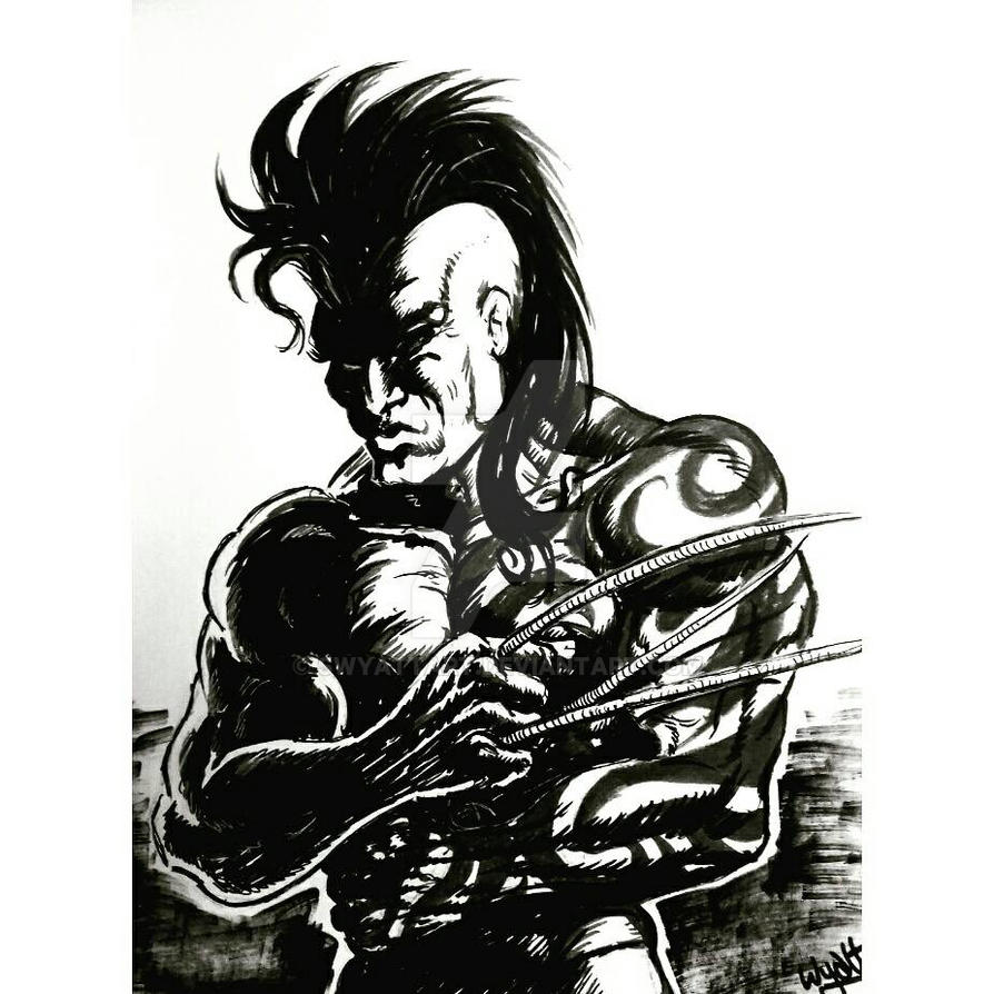 Daken - Dark Wolverine by swyattart