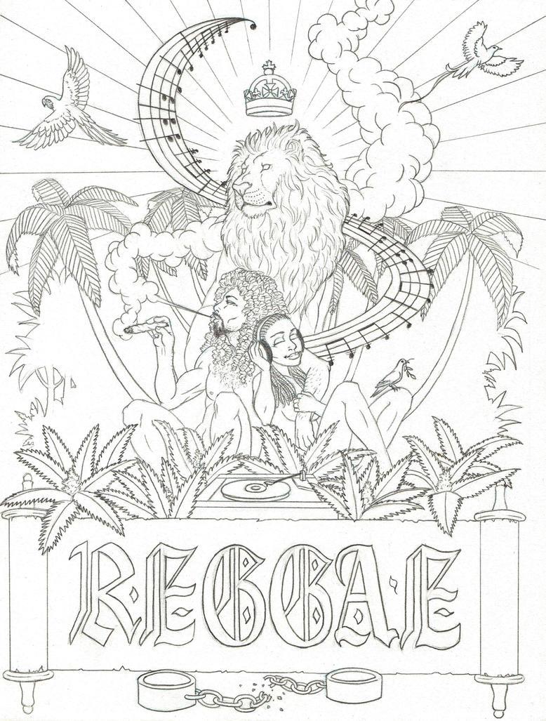 Reggae by marcAhix