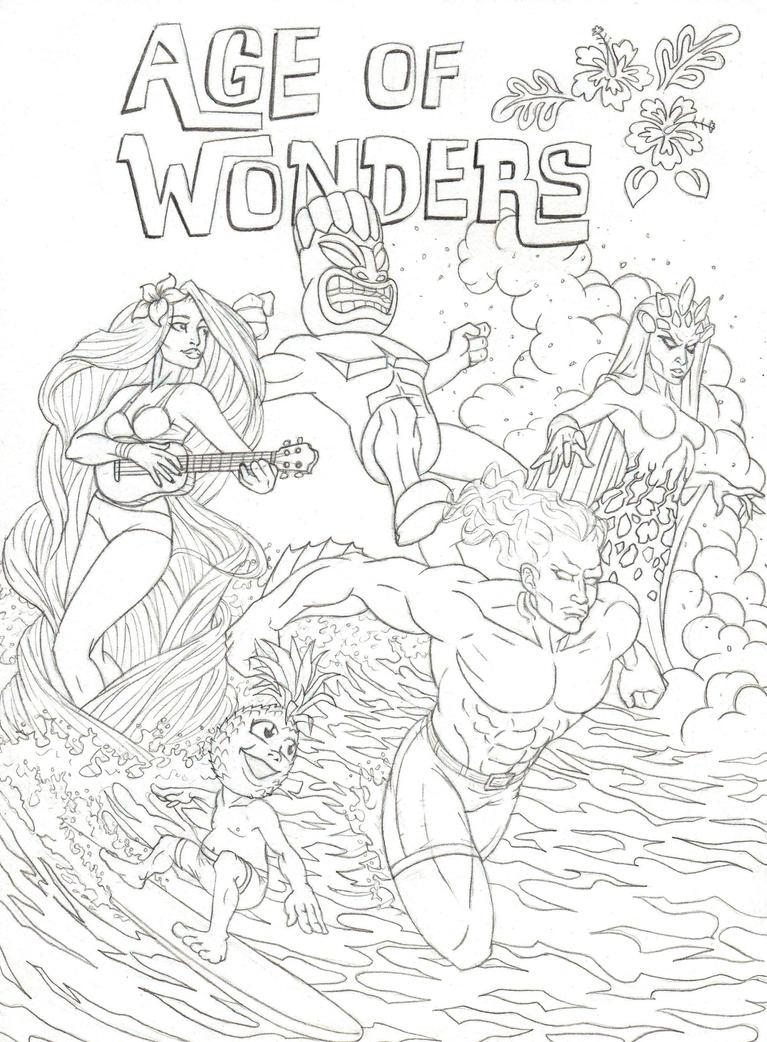 Age of Wonders by marcAhix