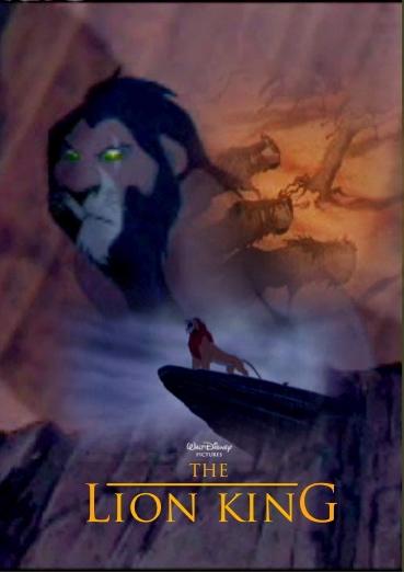 The Lion King Alternate DVD Cover by Darthmaul1999 on DeviantArt