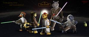 The Jedi Guard