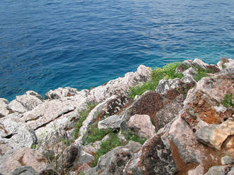 Adriatic Seashore by Ubersinnlich