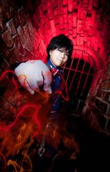 FMA: Fire Alchemist by kaiya-02