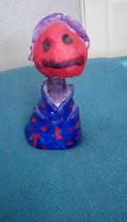 My figure ceramic by Lizzybunny99