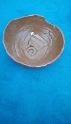 My bowl ceramic two by Lizzybunny99